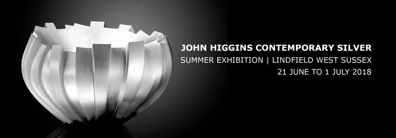 Summer Exhibition at John Higgins Contemporary Silver
