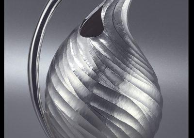 Large fluted jug