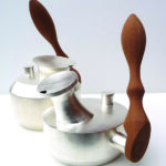 Vintage style hand held Vessels inspired by Rocco and vintage pots.