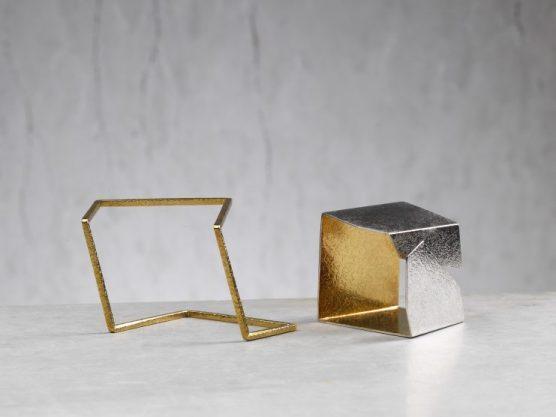 Wire:Sheet Napkin Ring
