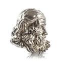 Brilliant Silver: Making a Silver Sculpted Head