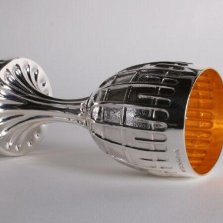 Diatom goblet